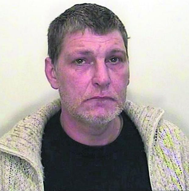 This Is Wiltshire: Stephen Dolan stole an Wiltshire Air Ambulance collection box from a Chippenham betting shop