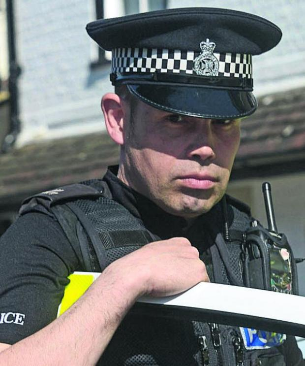 This Is Wiltshire: Acting Sergeant David Tippetts