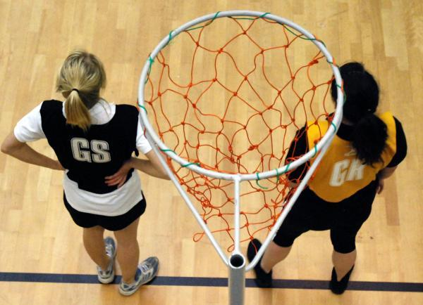 This Is Wiltshire: Have a go at netball