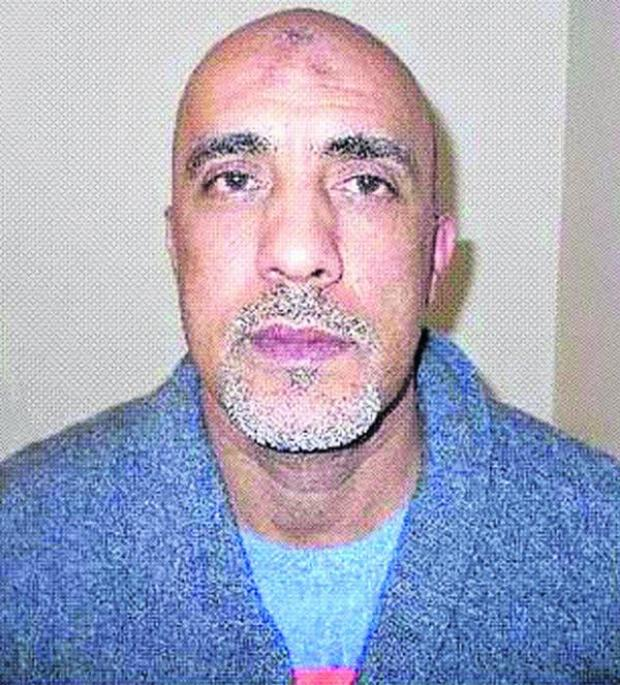 This Is Wiltshire: Sex offender Abdelouaheb Delhoum
