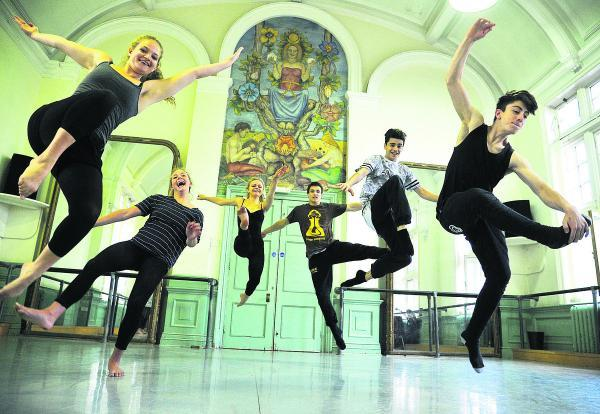 This Is Wiltshire: Swindon Dance have  received £618,000 funding for the next three years from the Arts Council