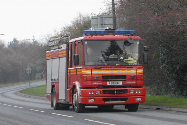 This Is Wiltshire: Suspicious fires erupt at Calne businesses
