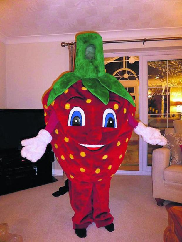 This Is Wiltshire: Strawberry Sam