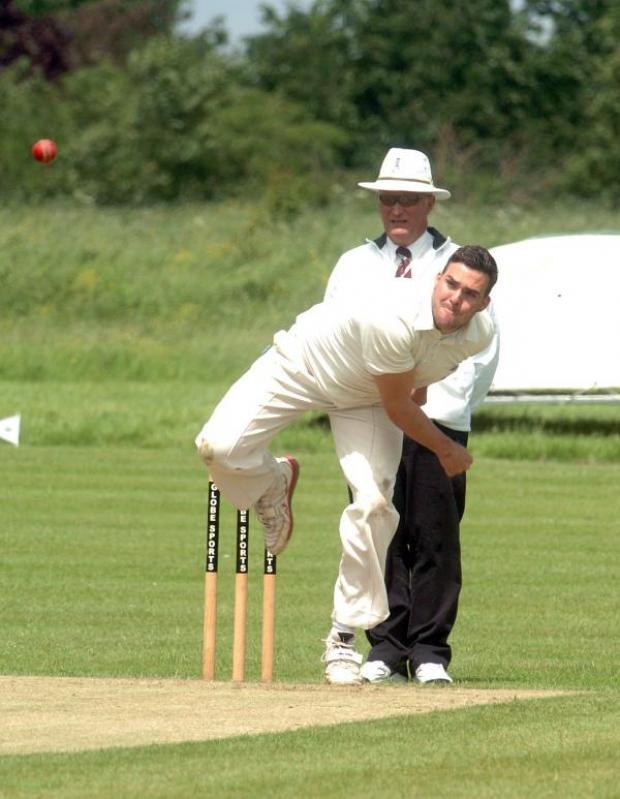 This Is Wiltshire: Malmesbury's Jack Ward took three wickets