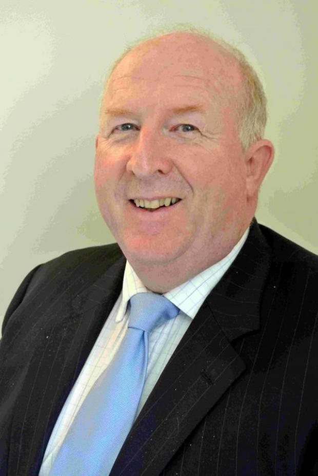 This Is Wiltshire: Police and Crime Commissioner Angus Macpherson