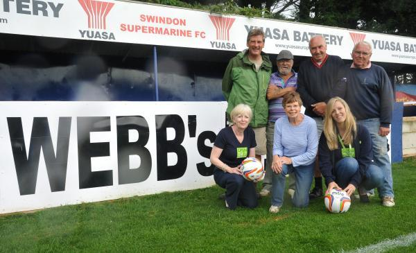 This Is Wiltshire: Swindon Supermarine announce the Samaritans as their charity partner for this season