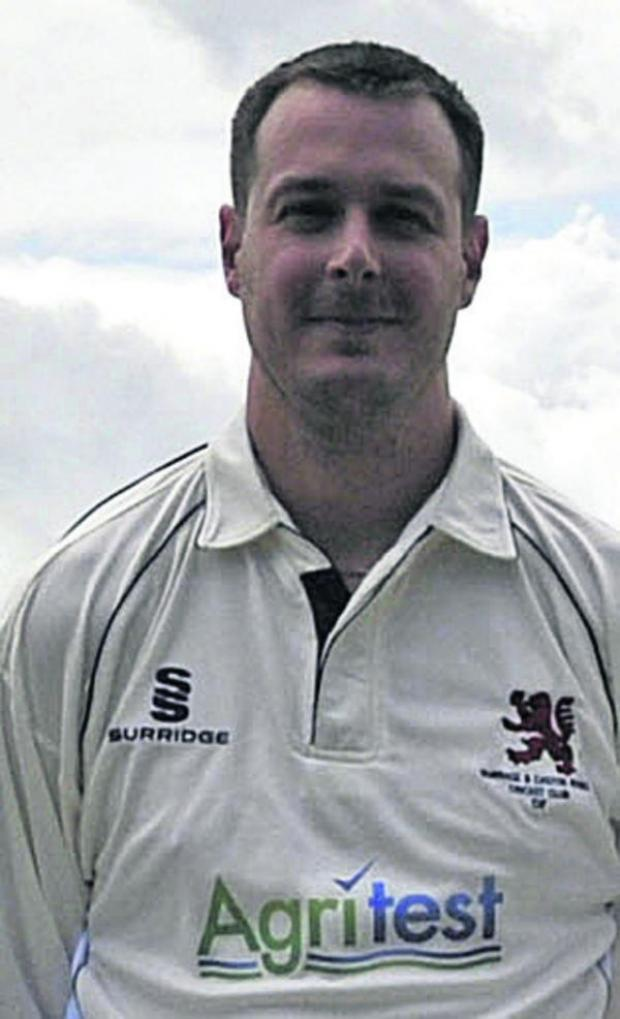 This Is Wiltshire: Darran Freegard took five wickets for Burbage & Easton Royal