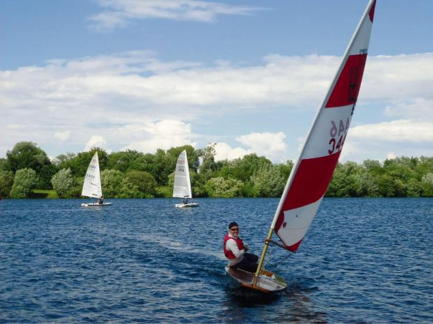 This Is Wiltshire: Water way to test new skills