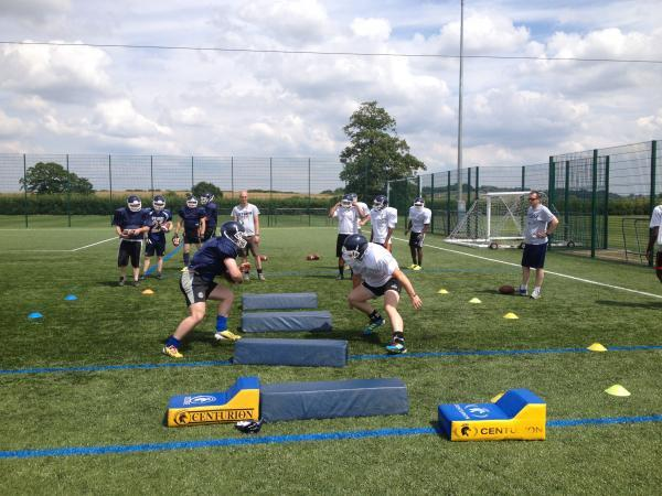 This Is Wiltshire: Swindon Storm held a taster session in Chippenham over the weekend