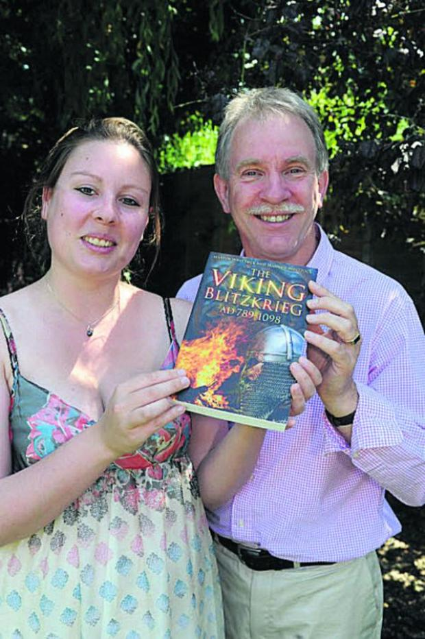 This Is Wiltshire: Dad and daughter from Bradford on Avon pen new book