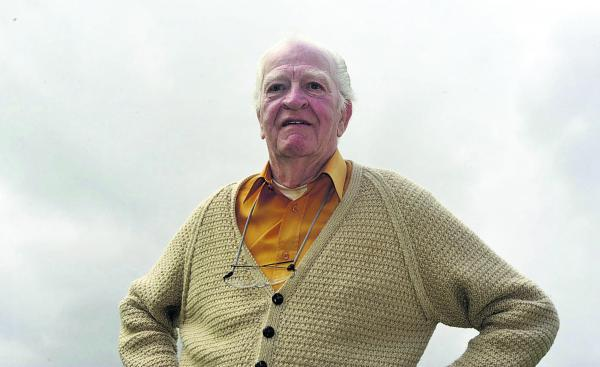 This Is Wiltshire: Michael Thompson hopes for compensation for  damage done to him by nuclear testing