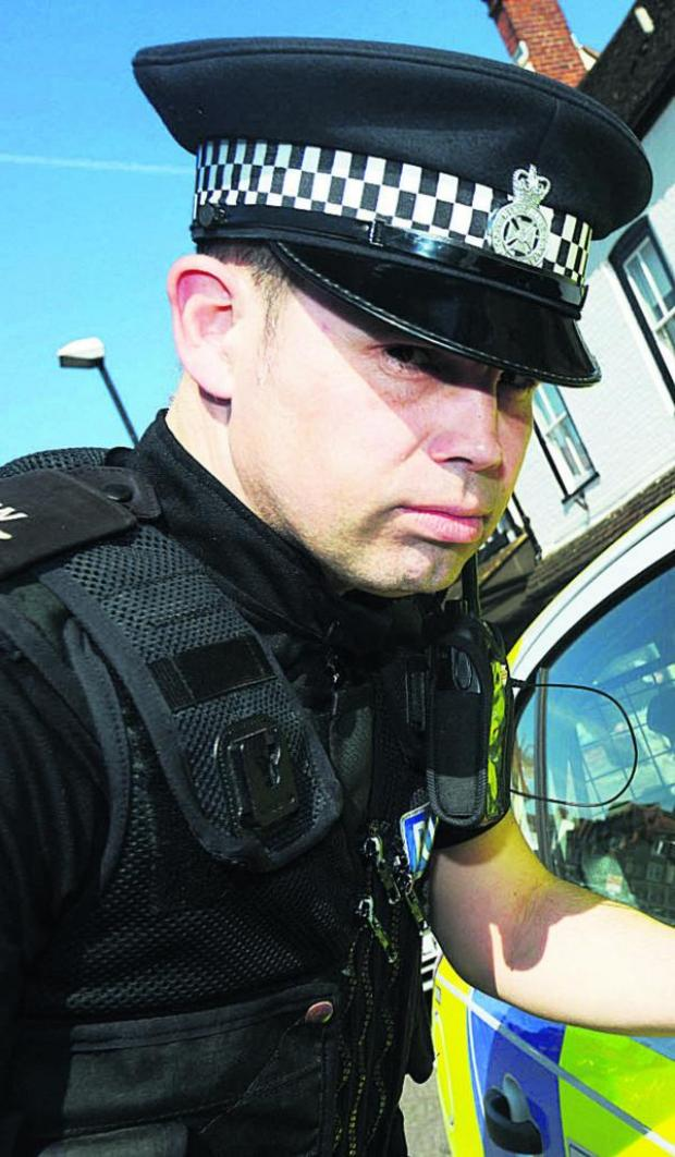 This Is Wiltshire: Acting Sgt David Tippetts