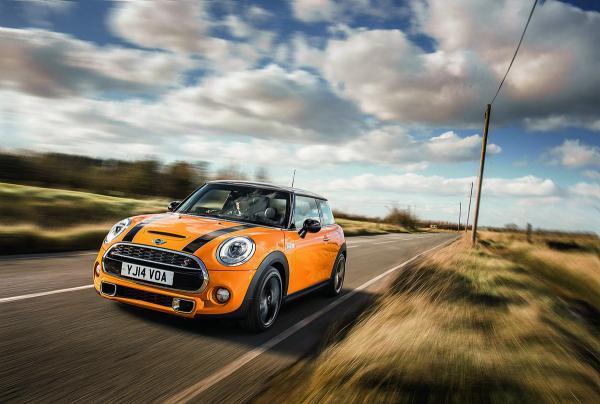 This Is Wiltshire: BMW's new Mini, which has its body panels made in Stratton