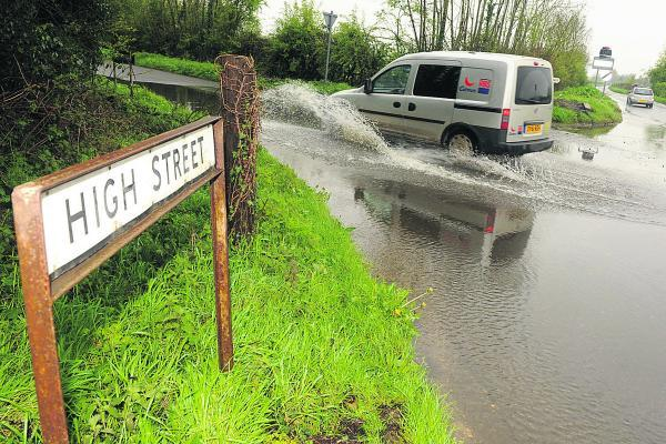 This Is Wiltshire: Plans drawn up to cut flood risk