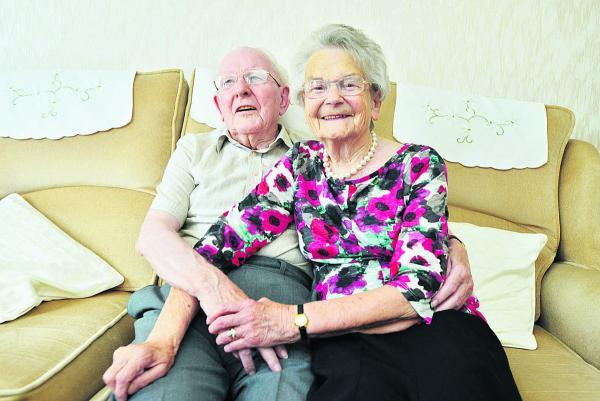 This Is Wiltshire: Lionel and Marjorie Sheppard