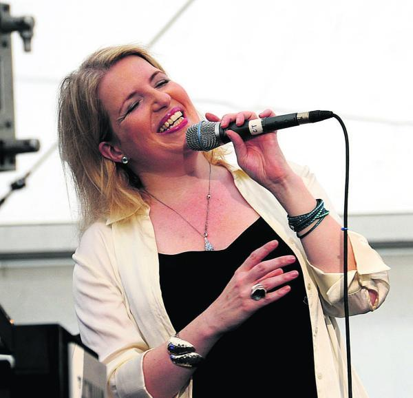 This Is Wiltshire: Headliner Claire Teal at Marlborough Jazz Festival