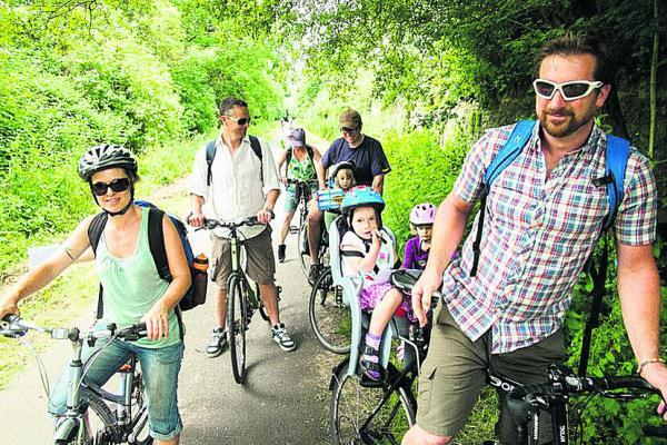 This Is Wiltshire: Swindon families are being invited to mark the end of the second Tour de Swindon with a Grand Finale cycling fun day at Coate Water