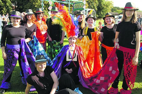This Is Wiltshire: Activities have included participation in Devizes Carnival