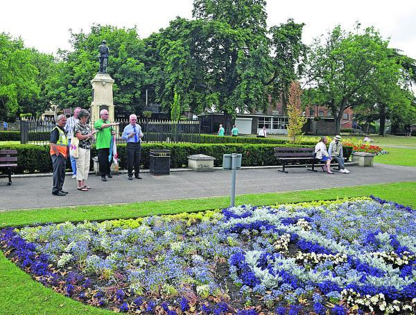 This Is Wiltshire: Judges in  the Trowbridge Park