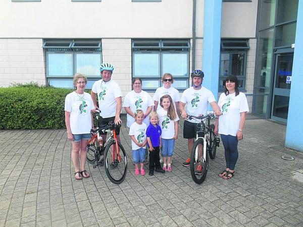 This Is Wiltshire: Teachers get in the saddle to help good cause