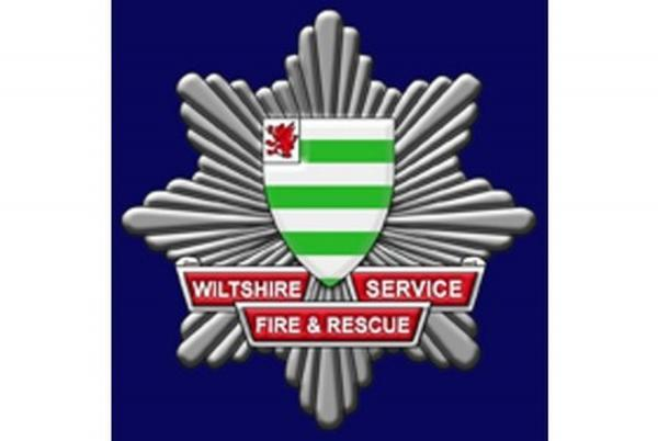 This Is Wiltshire: Family's fire escape plan pays off as home burns