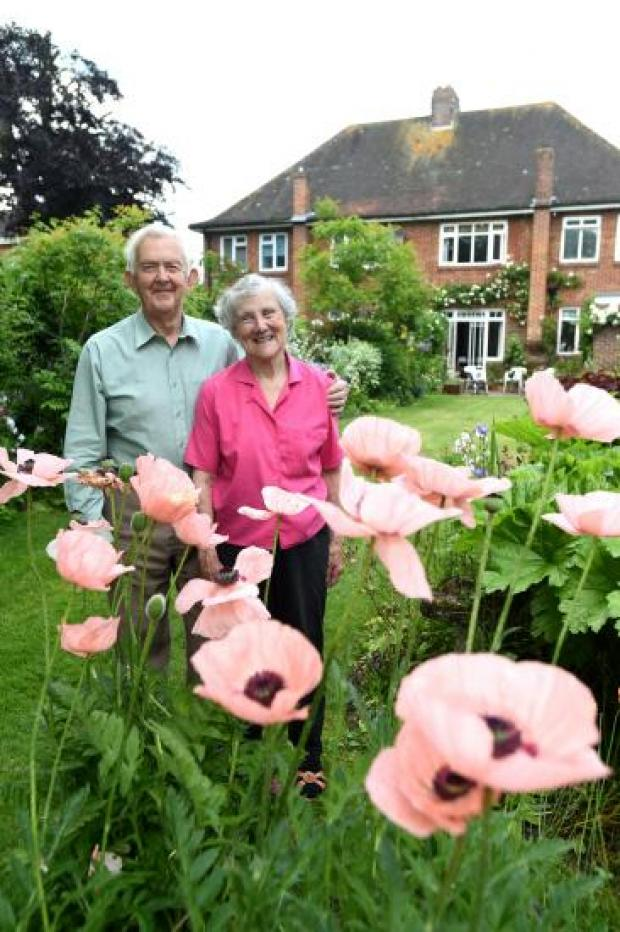 This Is Wiltshire: Francis and Jill Chadwick
