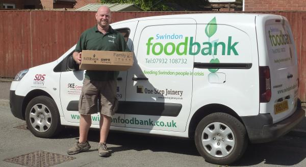 This Is Wiltshire: New van will help hungry with special delivery