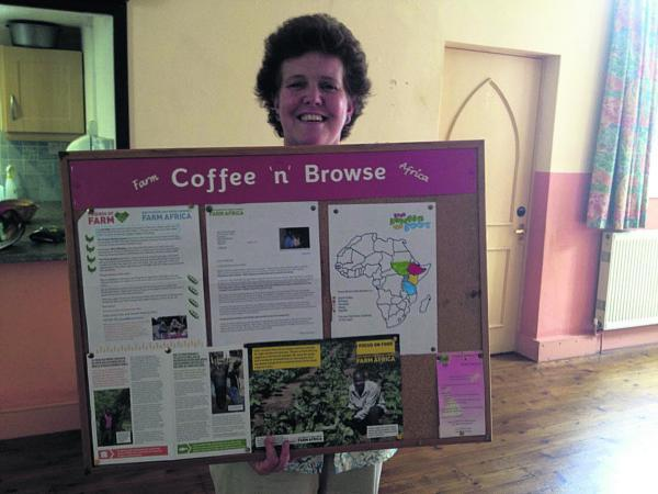 This Is Wiltshire: Sarah Scott and her Coffee 'n' Browse