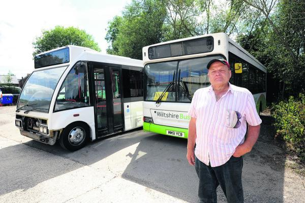 This Is Wiltshire: John Bodman was told just days before administrators were called in that Hatts Travel was in trouble