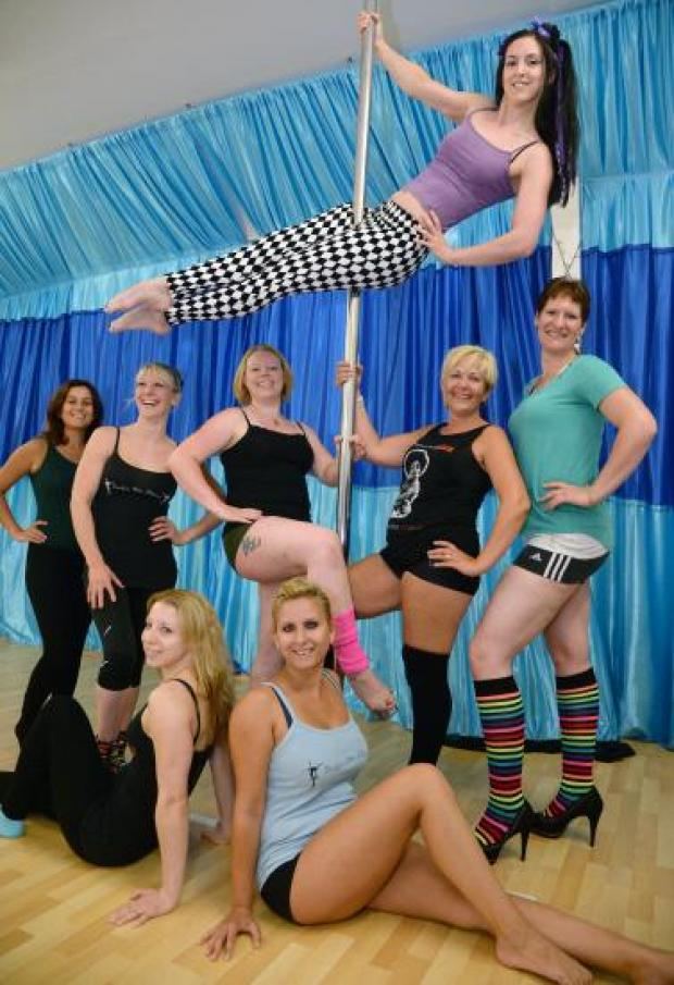This Is Wiltshire: Weird and Wonderful, hosted by Emily's Pole Fitness, comes to the MECA on Saturday