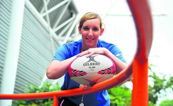 This Is Wiltshire: Alana Sargent is the new Welsh wheelchair rugby league head coach