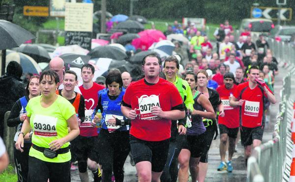 This Is Wiltshire: Last year's half marathon