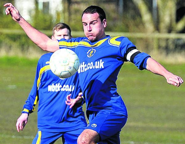 This Is Wiltshire: Wootton Bassett Town's Steve Yeardley