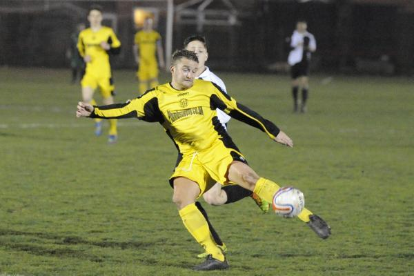 This Is Wiltshire: Tom Welch is back at Warminster Town this season