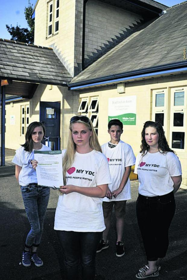 This Is Wiltshire: New reprieve bid for Bradford on Avon youth centre