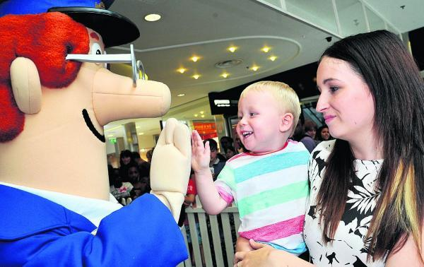 This Is Wiltshire: Postman Pat delivers lots of fun for children