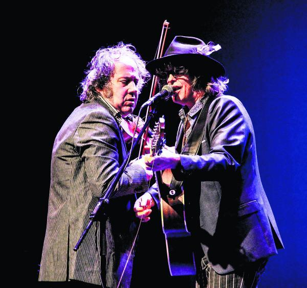 This Is Wiltshire: The Waterboys