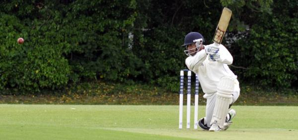 This Is Wiltshire: Sahan Wijerathne was in fine form for Potterne last weekend