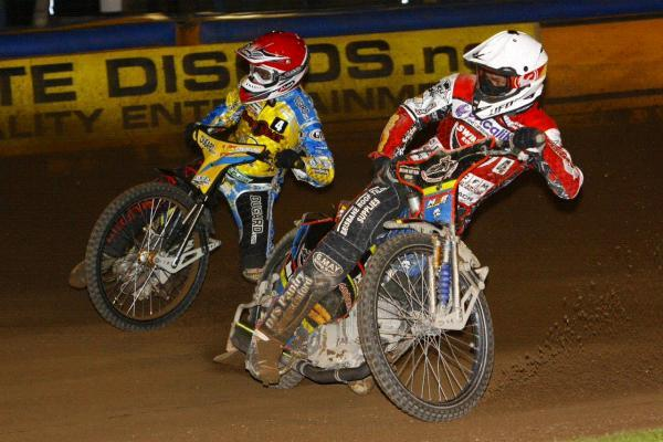 This Is Wiltshire: Swindon guest leads Joonas Kylmakorpi as the Robins lose to Eastbourne