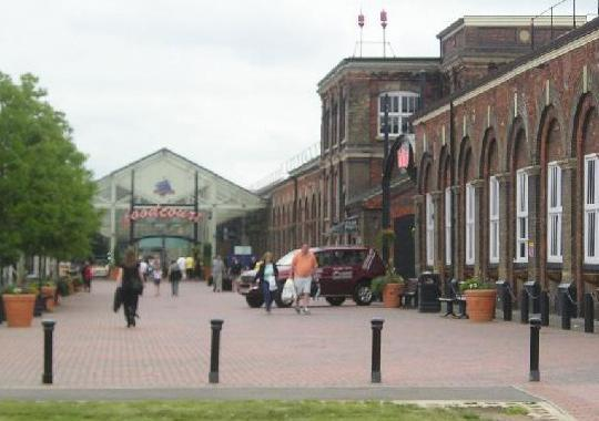 This Is Wiltshire: Swindon Designer Outlet