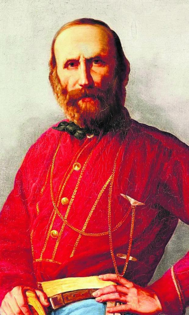 This Is Wiltshire: Giuseppe Garibaldi