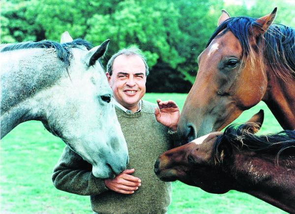 This Is Wiltshire: Owner and breeder Richard Floyd