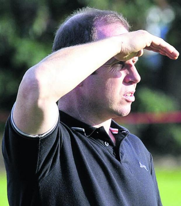 This Is Wiltshire: Trowbridge Wanderers boss John Phillips
