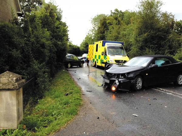 This Is Wiltshire: Campaign steps up after another Mile Elm  crash
