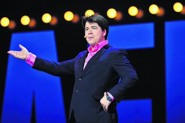 This Is Wiltshire: Michael McIntyre