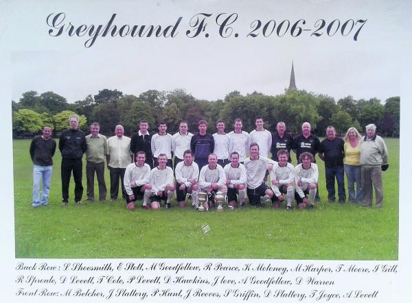 This Is Wiltshire: Greyhound FC from the 2006/7 season