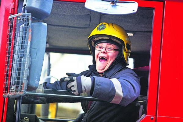 This Is Wiltshire: Youngsters have fantastic week at fire station