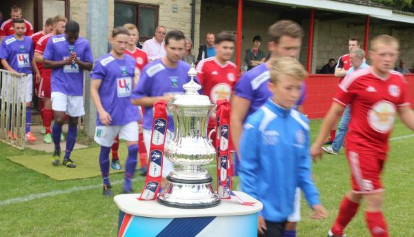 This Is Wiltshire: FA CUP: Fairford's Cup dream dies