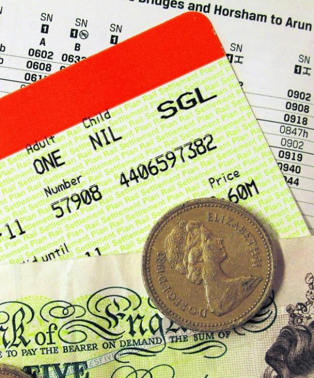 This Is Wiltshire: Rail price rises are branded unfair