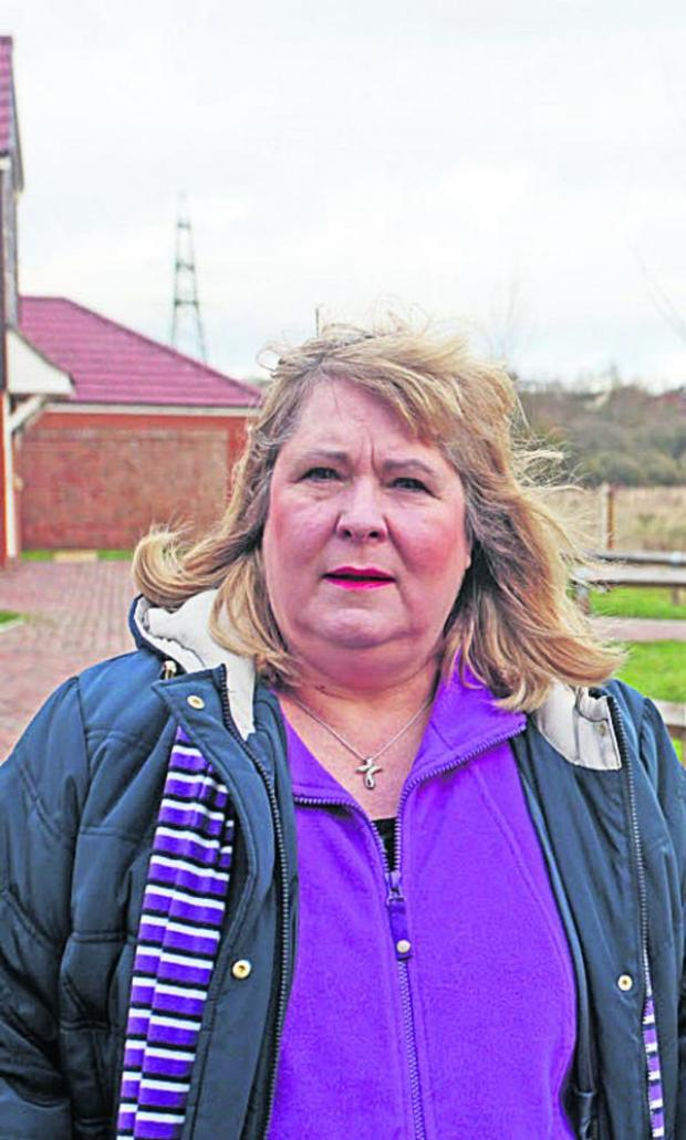This Is Wiltshire: Purton resident Jacqui Lay